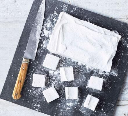 Vanilla egg-free marshmallows