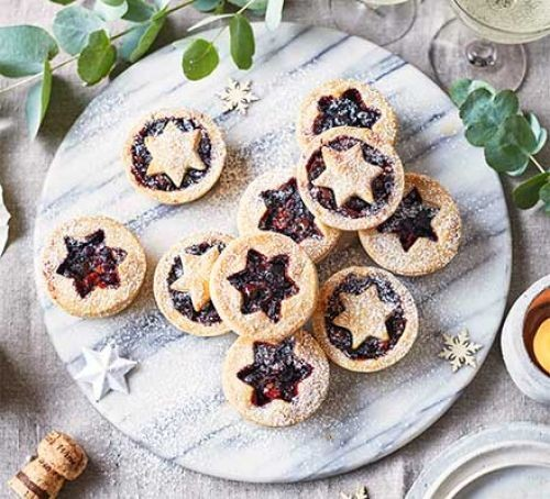 Vegan Christmas Baking Recipes Bbc Good Food