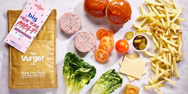 Vurger meal kit