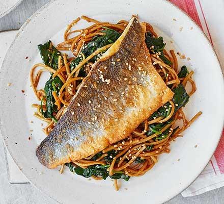 White Fish Recipes Bbc Good Food