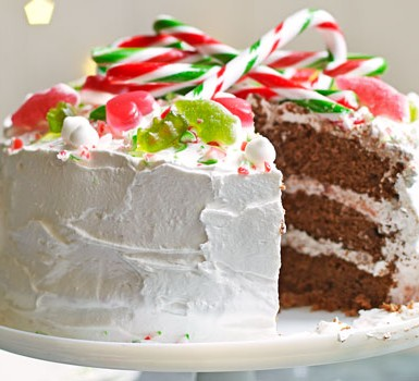 Easy Christmas Desserts Bbc Good Food