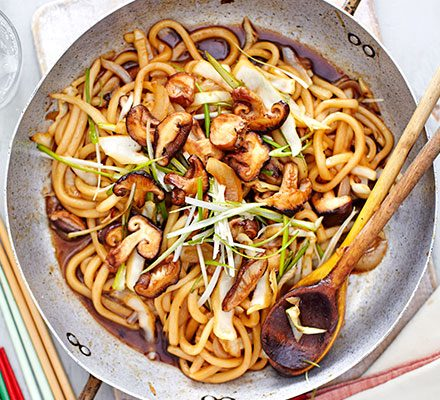 Yaki Udon Recipe Bbc Good Food
