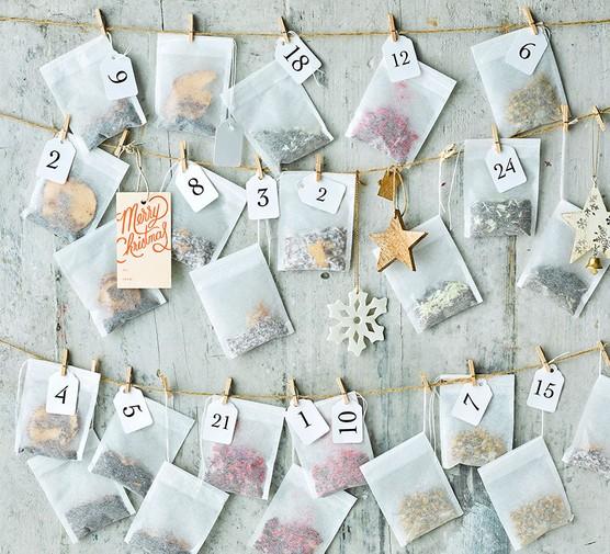 One tea Advent calendar
