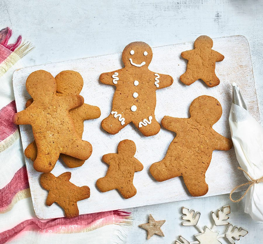Vegan gingerbread