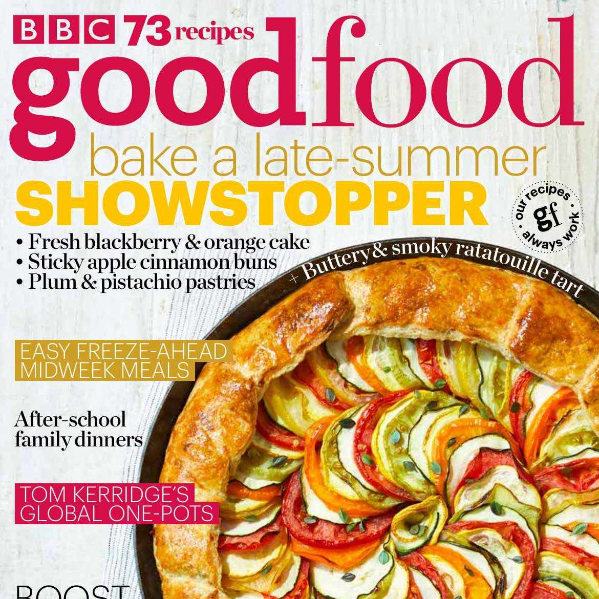 Good Food September 2020 cover square
