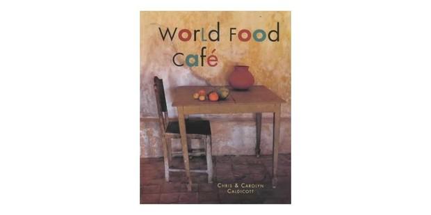 World Food Cafe cookbook