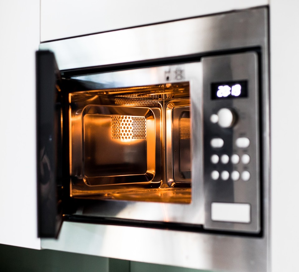 Black Friday Microwave Deals 2020 Swan Samsung Sharp And Hotpoint Bbc Good Food