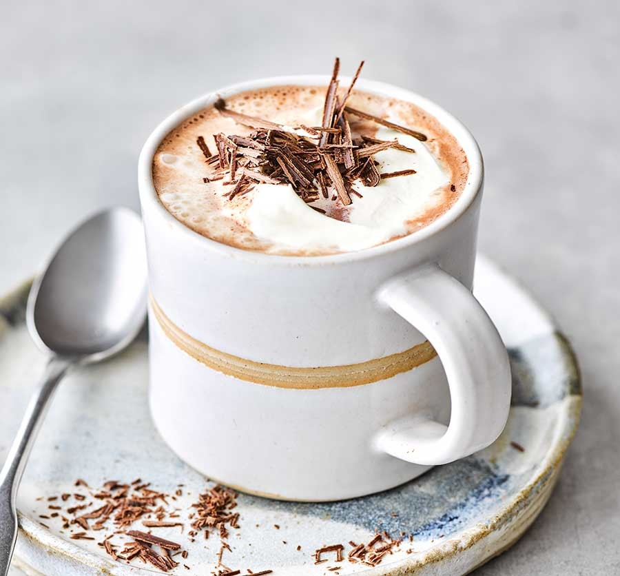 Hot Chocolate Recipes Bbc Good Food