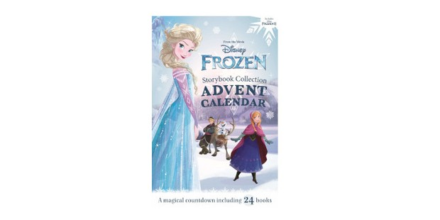 Disney Frozen Storybook Collection, best kids advent calendars
