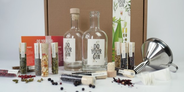 Do Your Gin Kit, best gin making kits