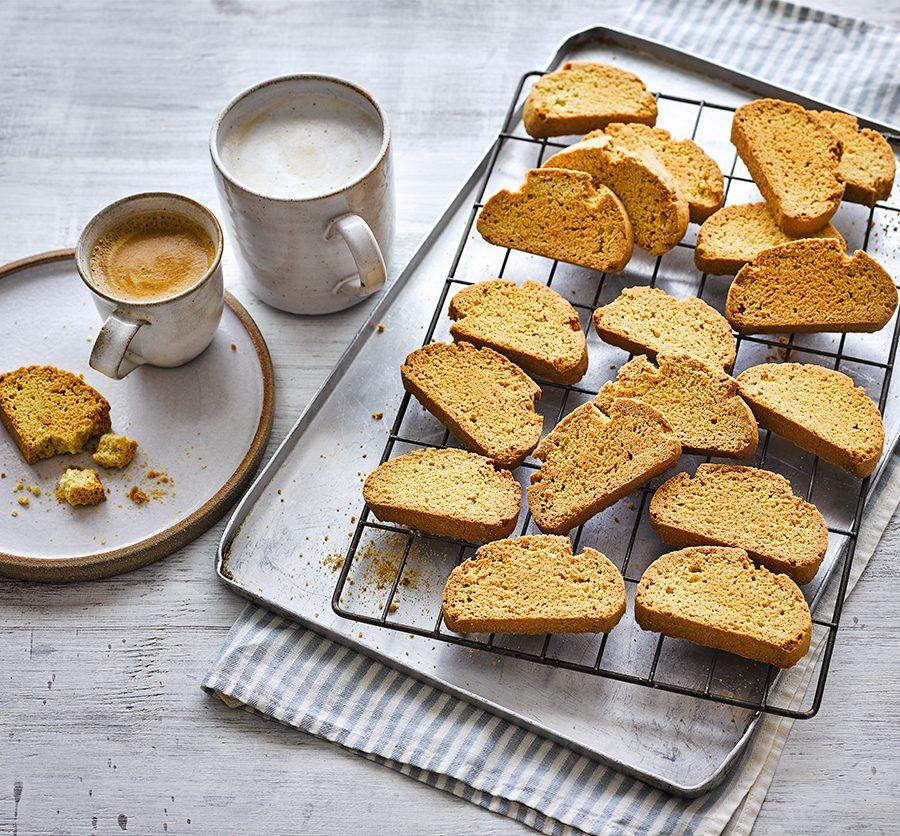 Easy biscotti