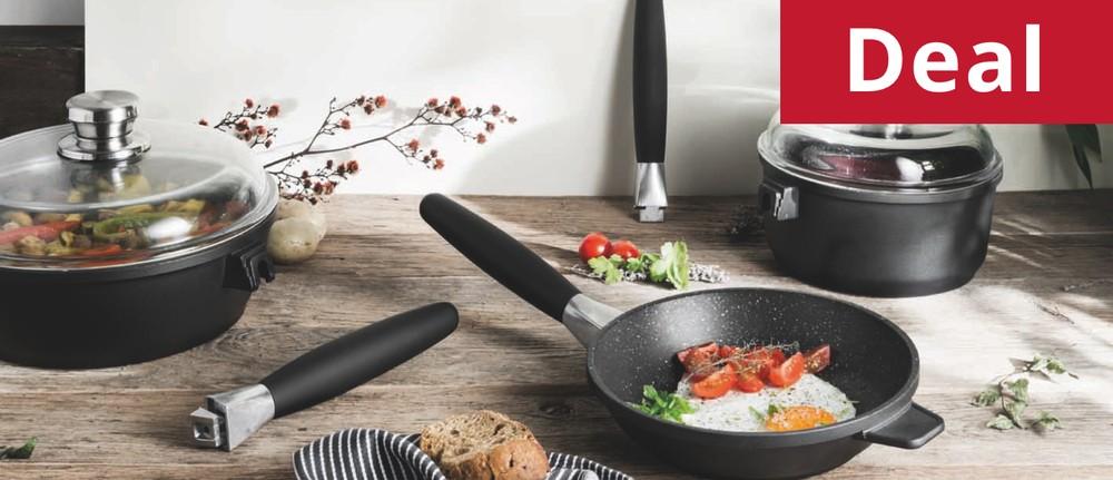 Cookware promo