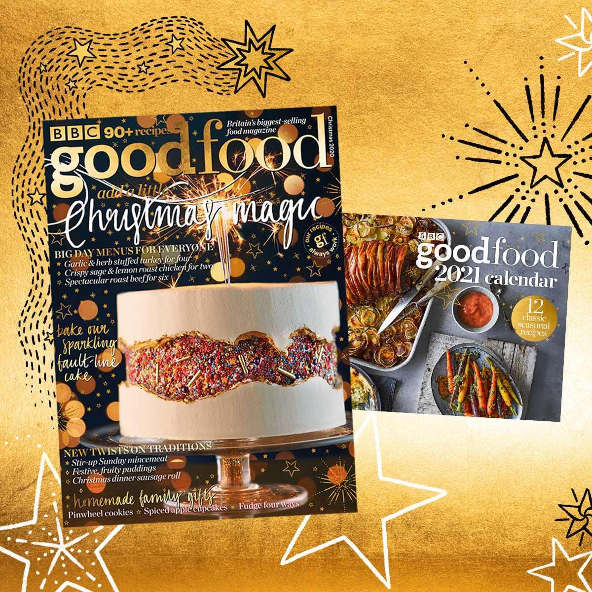 Christmas mag promo
