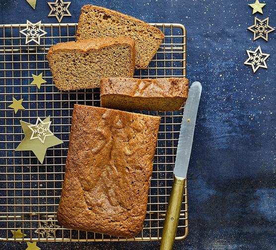 Gingerbread & honey loaf