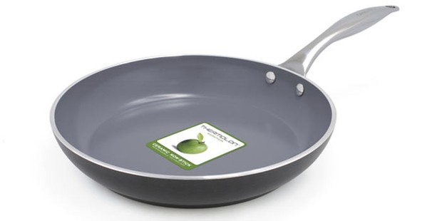 GreenPan Venice Pro frying pan, best sustainable gifts