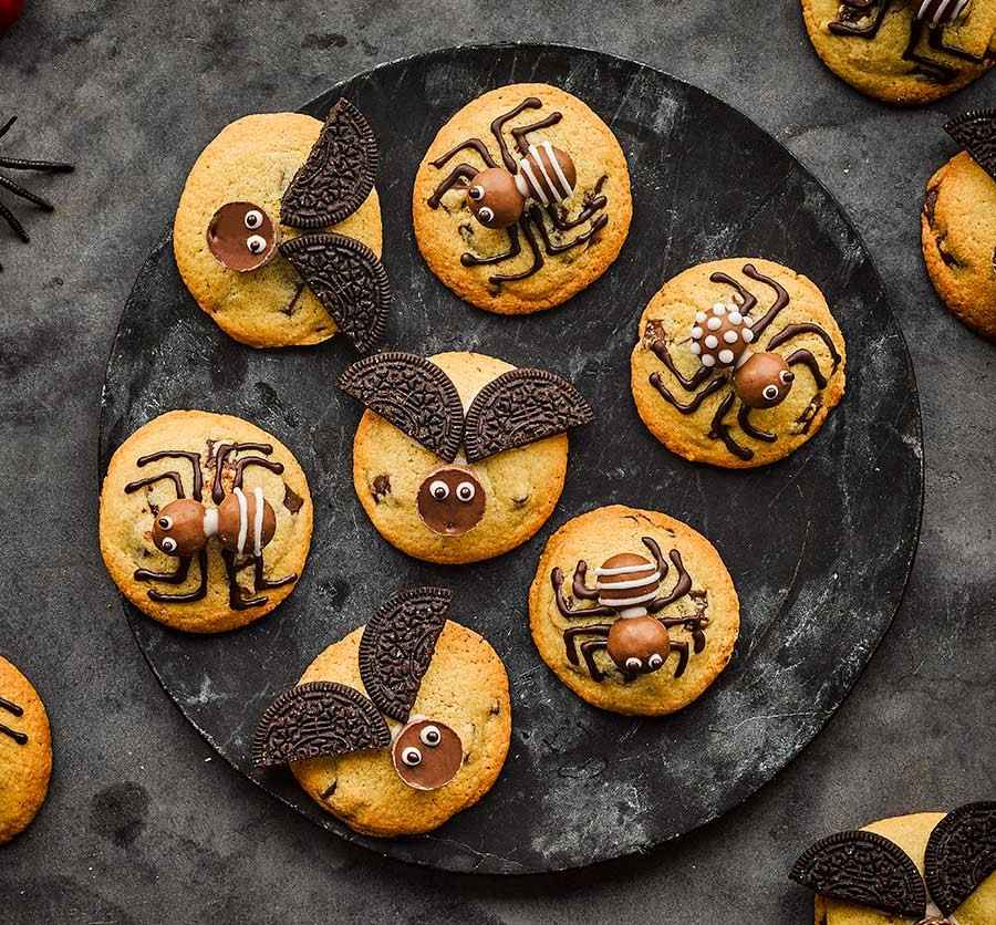 Halloween Biscuit Recipes Bbc Good Food