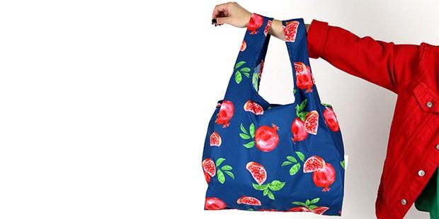 Kind Bag, Pomegranate Medium bag, best sustainable gifts