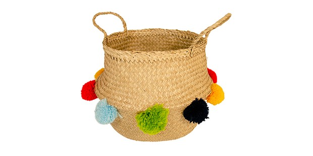 Large Seagrass Basket, best sustainable gifts
