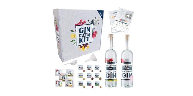 Makester Gin Making Kit, best gin making kits