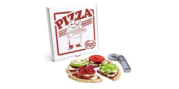 Pizza Parlour, Green Toys
