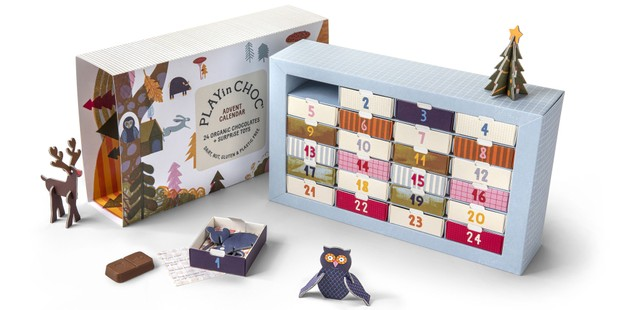 Play in Choc advent calendar