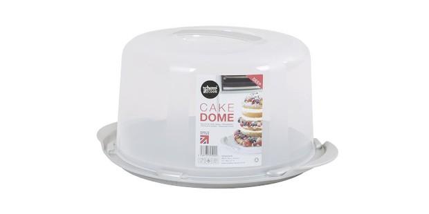 Wham 15cm Deep Round Cake, bets cake storage box and decorative cake tins