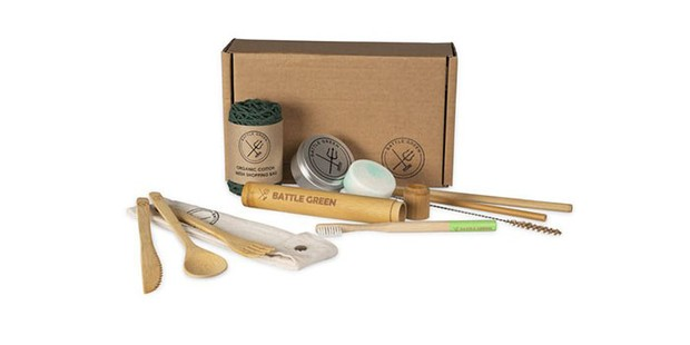 Zero Waste Starter Kit, best sustainable gifts