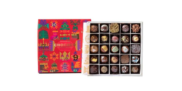 Chococo advent calendar