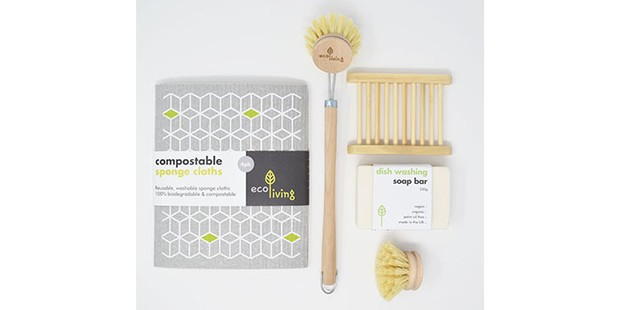 Eco living kit, best sustainable gifts
