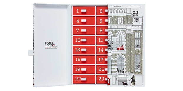 Newby Tea Advent calendar