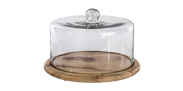 Nkuku recycled glass dome, best sustainable gifts
