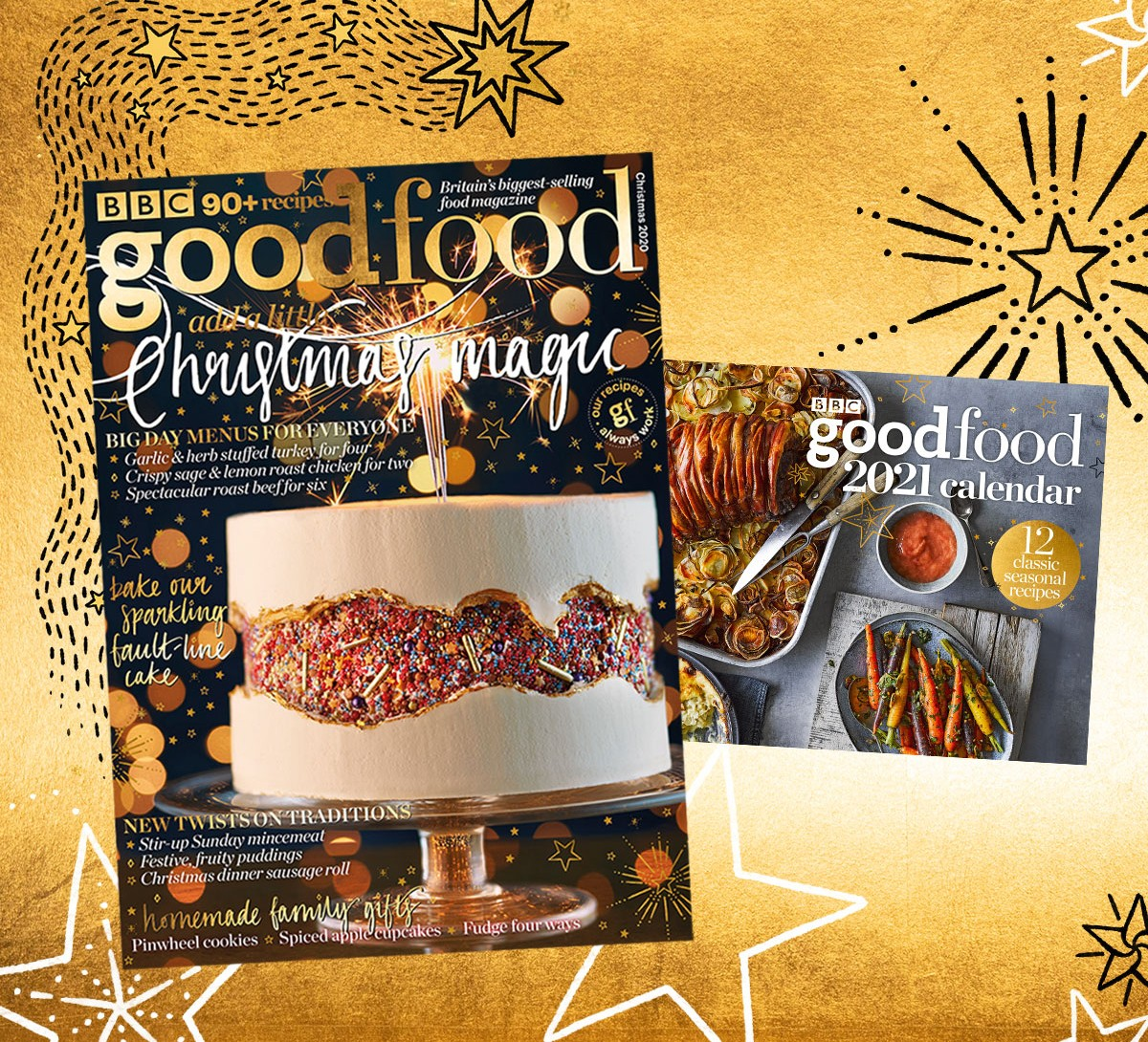 Good Food Christmas magazine and advent calendar