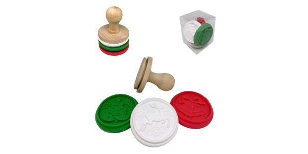 BWD Christmas Cookie Stamps