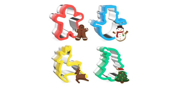 Joyoldelf Christmas cookie cutter