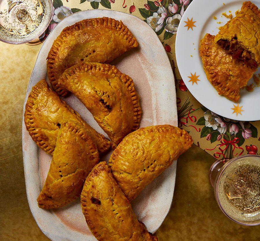 Turkey curry patties