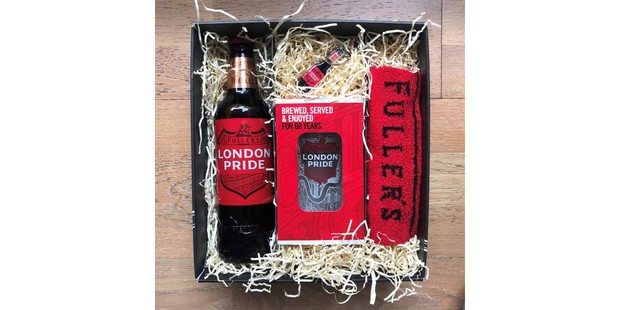 London Pride Gift Set in a box