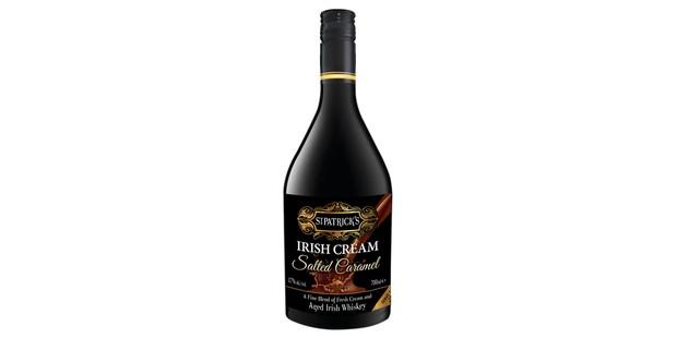 St Patrick's Irish cream in a bottle
