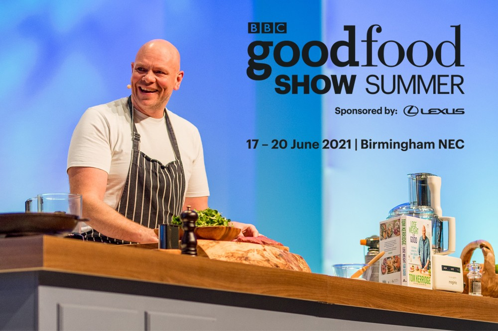 Good Food Show Summer侧边栏促销图片