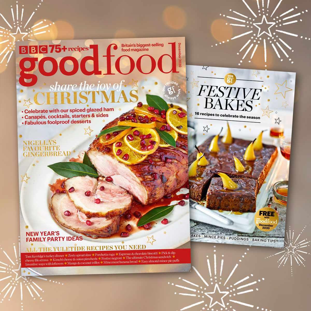 December magazine promo