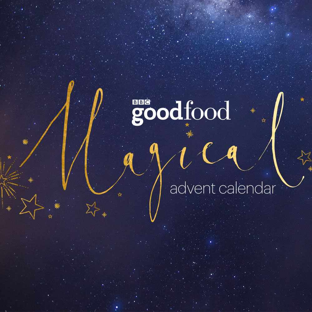Good Food Magical Christmas Advent calendar