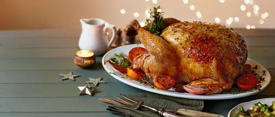 Marmalade Glazed Turkey