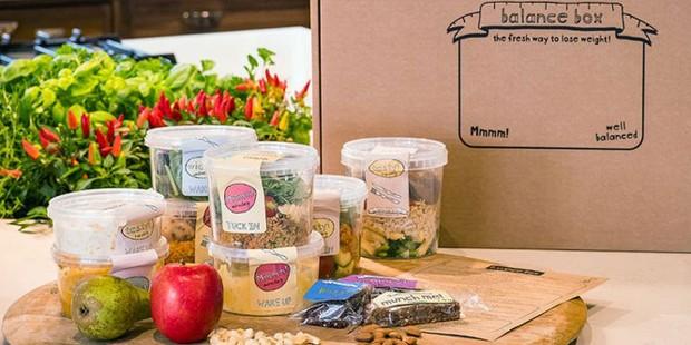 Balance Box food subscription service