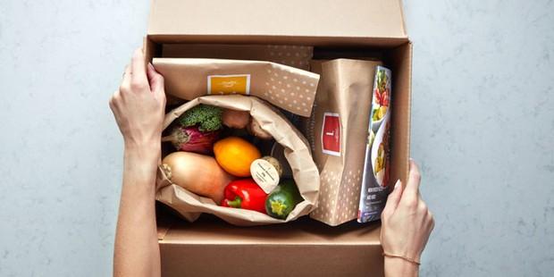 Mindful Chef box