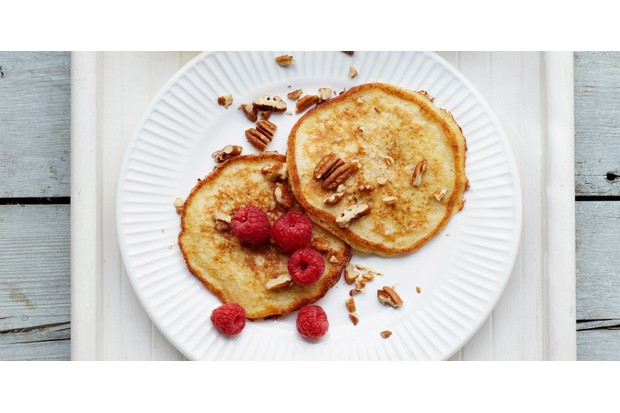 Banana Pancakes Recipe Bbc Good Food