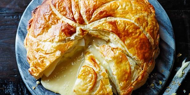 Cheese & potato pie
