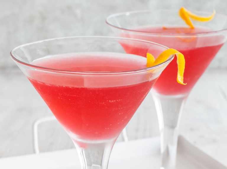 Citrus cocktail recipes image