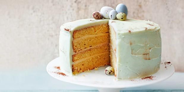 Eggs Cake