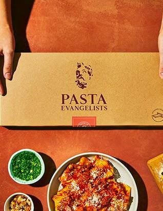 Pasta Evangelists Box