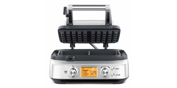 Sage the Smart Waffle Pro, best waffle makers