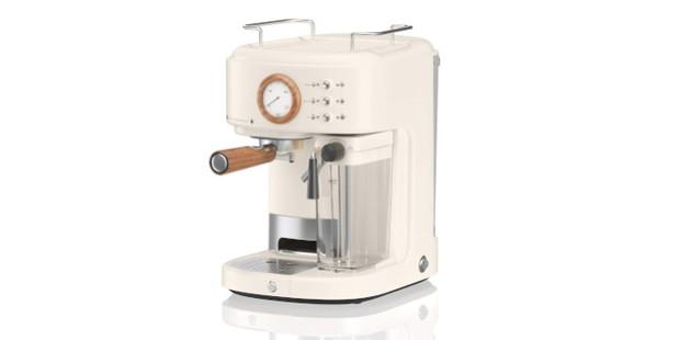 Swan Retro One Touch Espresso machine, best espresso machines